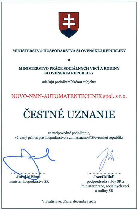 Ocenenie 2